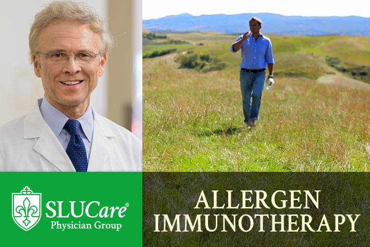 Immunotherapy for Allergies
