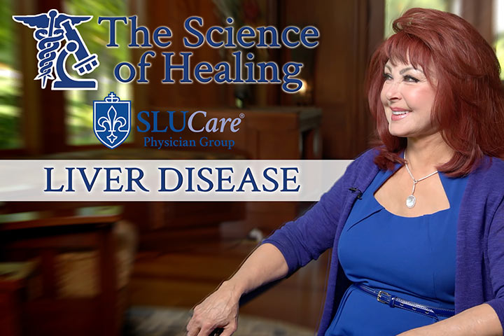 KMOV The Science of Healing: Liver Disease