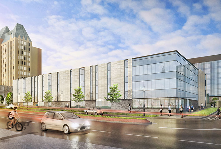 SSM Health SLU Hospital Renderings Released