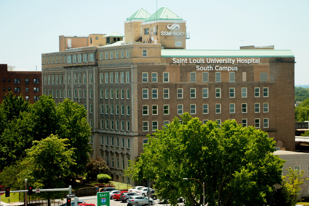 SSM Health Saint Louis University Hospital — South Campus