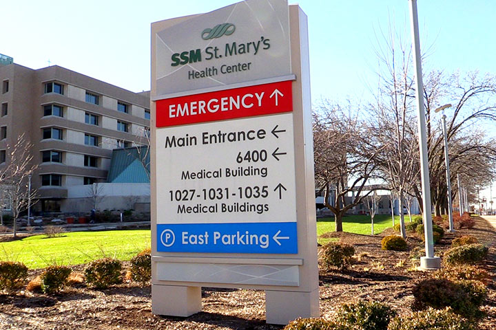 SSM St. Mary's Hospital