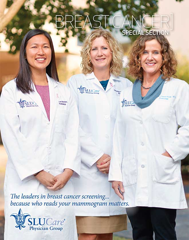 Town & Style Cover: Breast Radiology