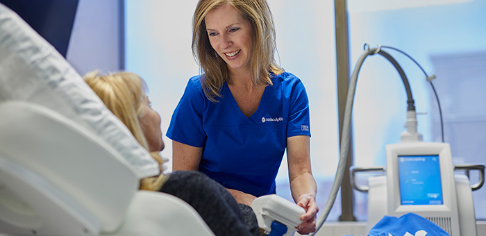 Gregory CoolSculpting