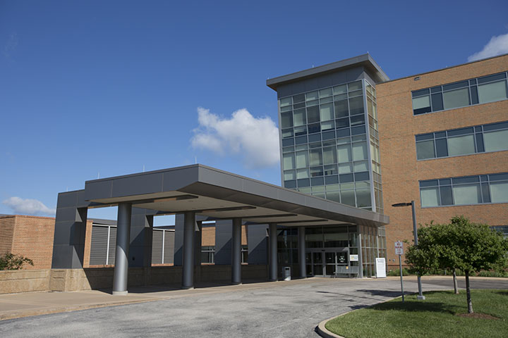 St. Francis Building at SSM Health St. Clare Hospital - Fenton