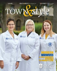 Town & Style Midwives cover
