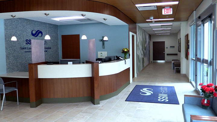 Radiation Oncology Lobby