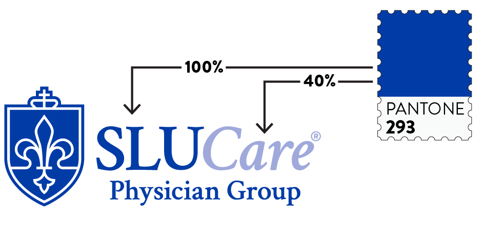 SLUCare Logo Elements